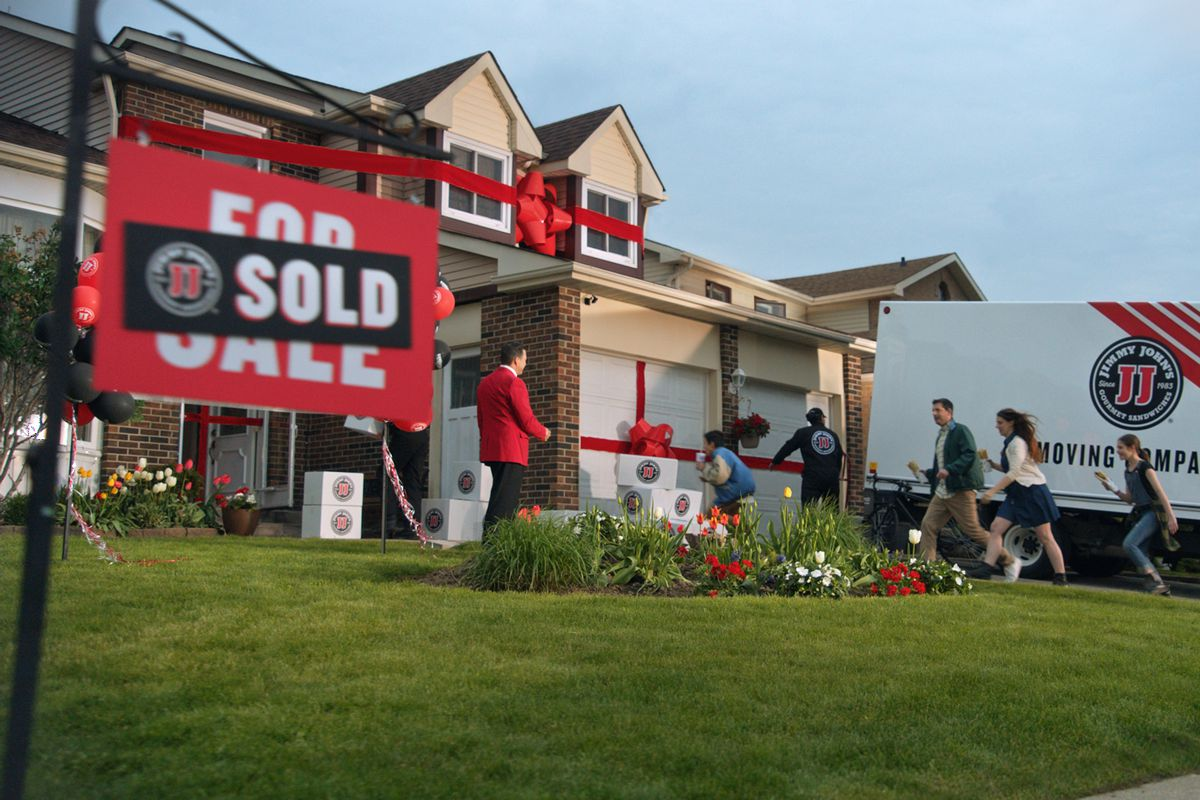 Jimmy Johns Will Give Someone 250k To Buy A Home In A