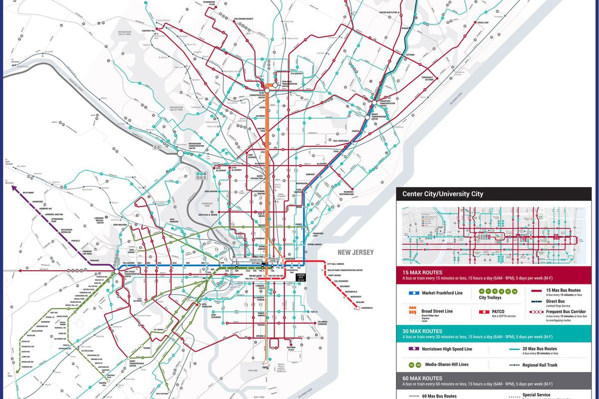 SEPTA starts to roll out new transit map - Curbed Philly on mta rail map, mumbai suburban railway map, rail lines map, new york city mta map,