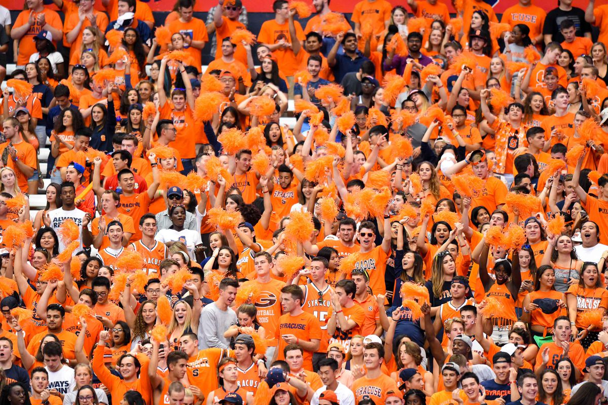NCAA Football: Colgate at Syracuse