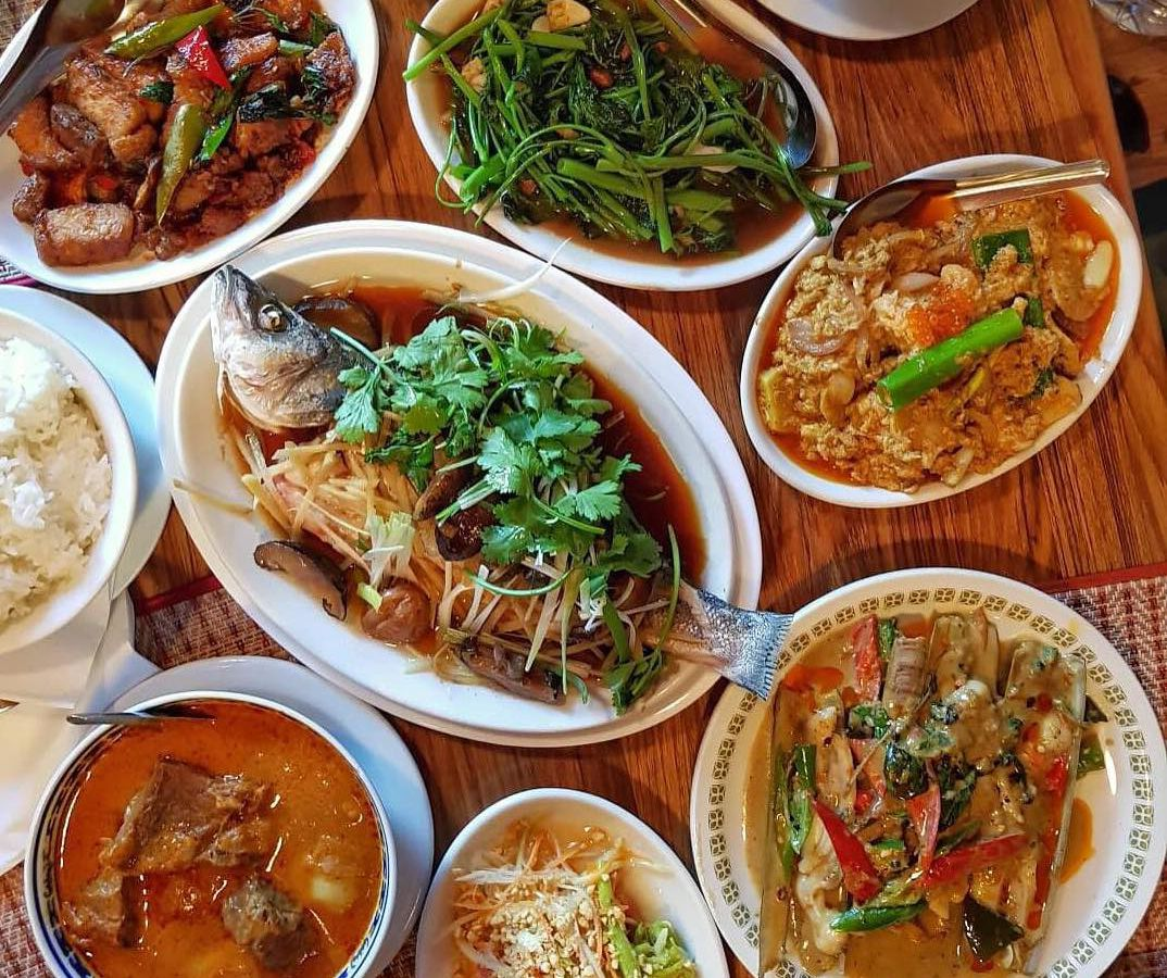 Singburi restaurant in Leytonstone, site of some of London's biggest restaurant surprises in 2018