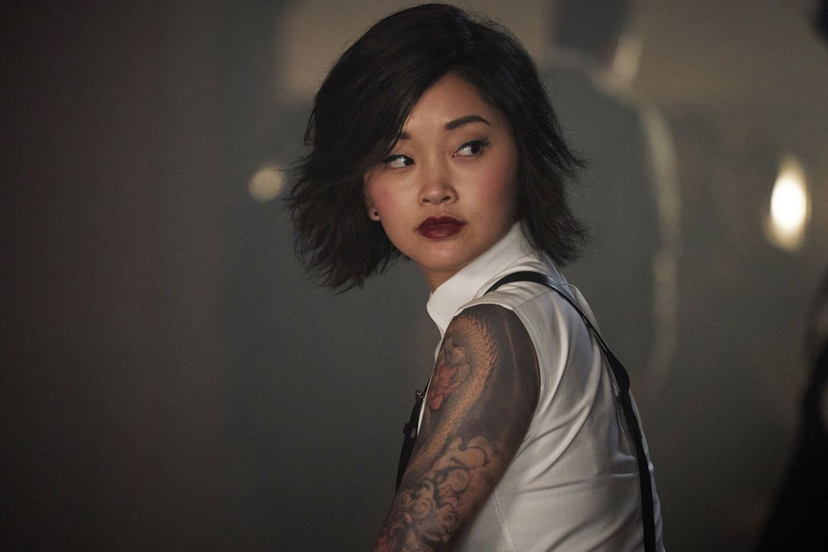 Syfy's Deadly Class: the cast and crew explain their angry young
