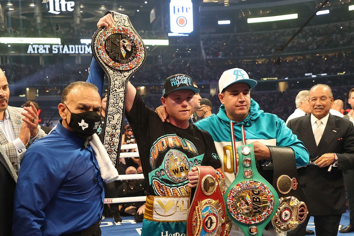 Canelo Vs. Saunders In Tweets: Pros React To Canelo Alvarez'S Win Over Billy Joe Saunders - Mma Fighting