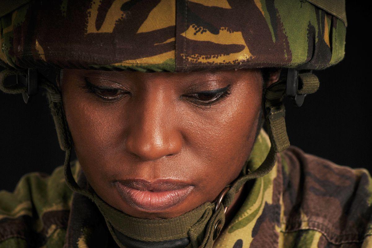 Army Face Paint Fm