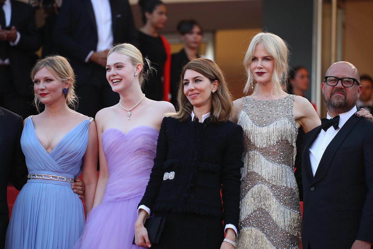 Image result for Sofia Coppola: Second woman to win in Cannes