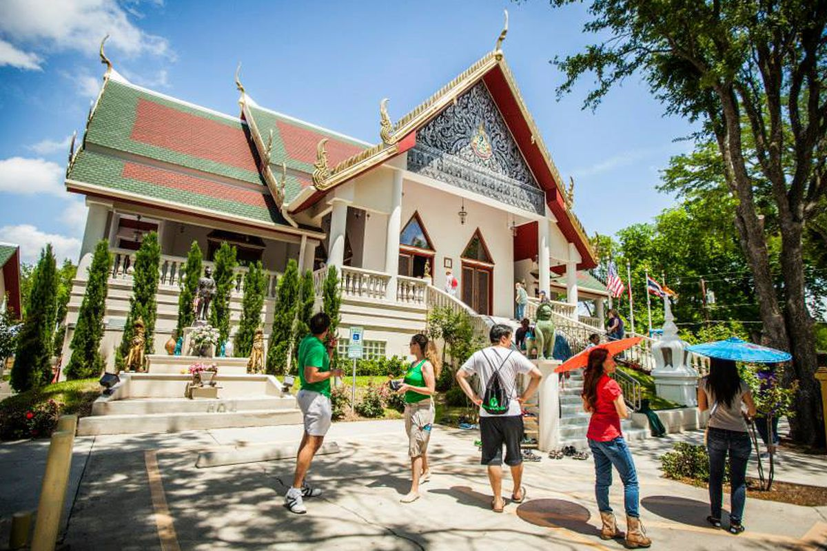 Check out the Thai Culture & Food Festival this Saturday and Sunday.