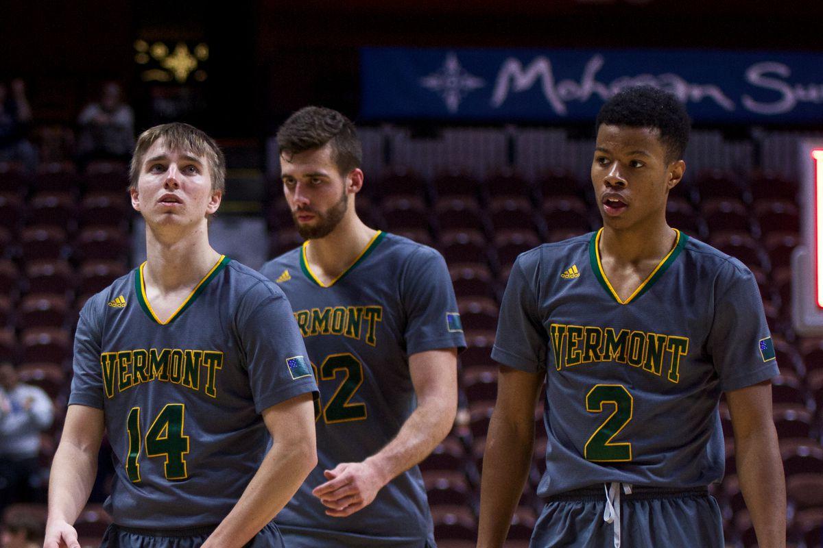 University of Vermont Men's Basketball
