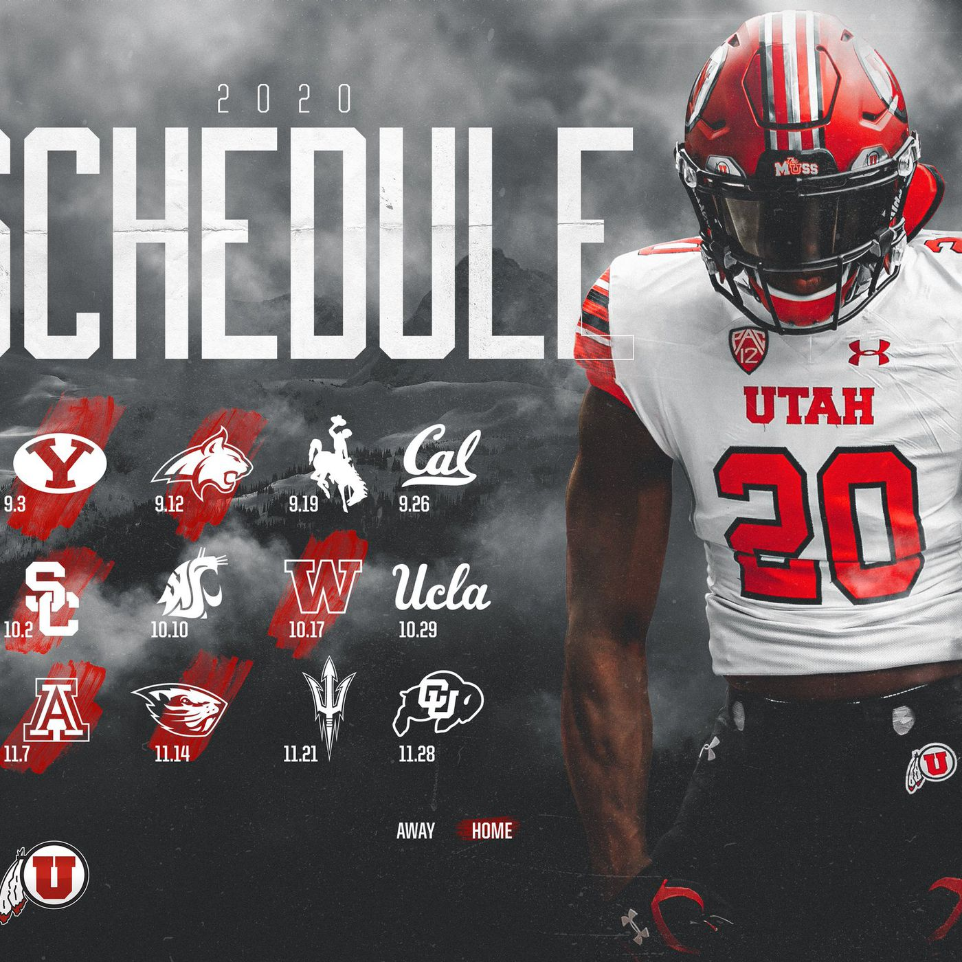 uw husky football schedule 2020