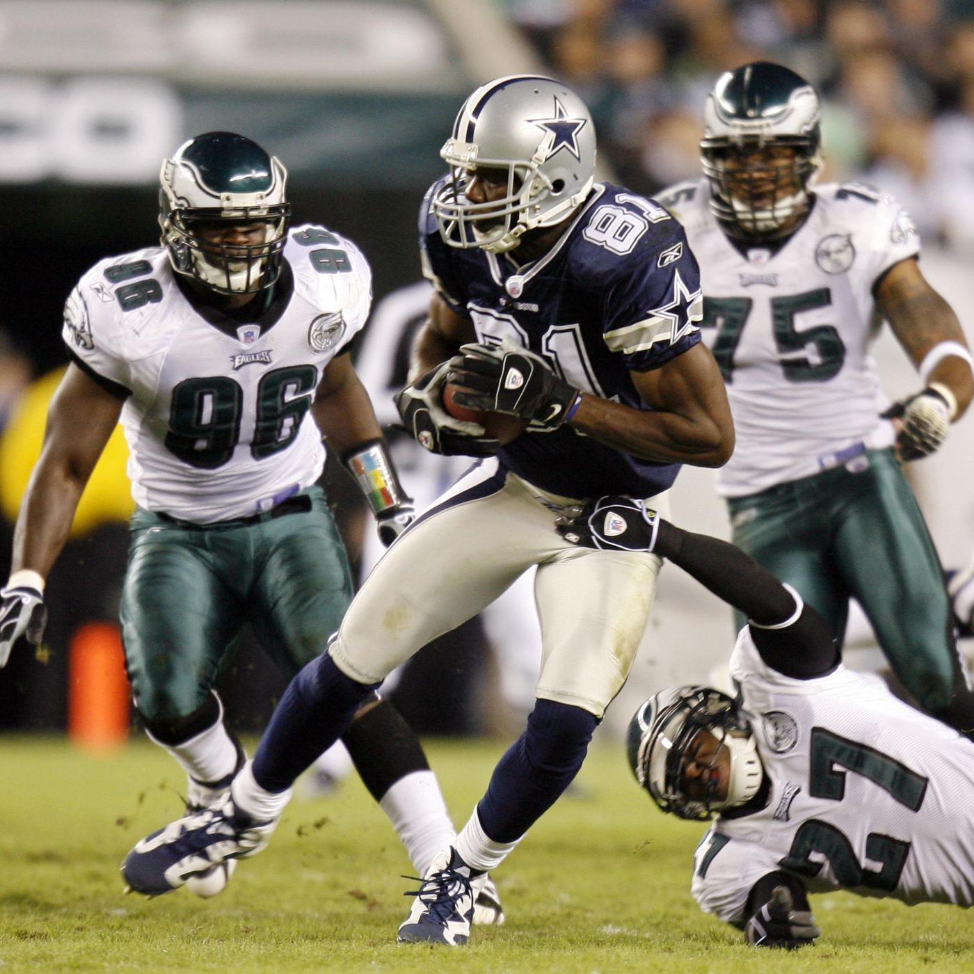 30788fde My 5 favorite Eagles vs. Cowboys games of all time - Bleeding Green ...