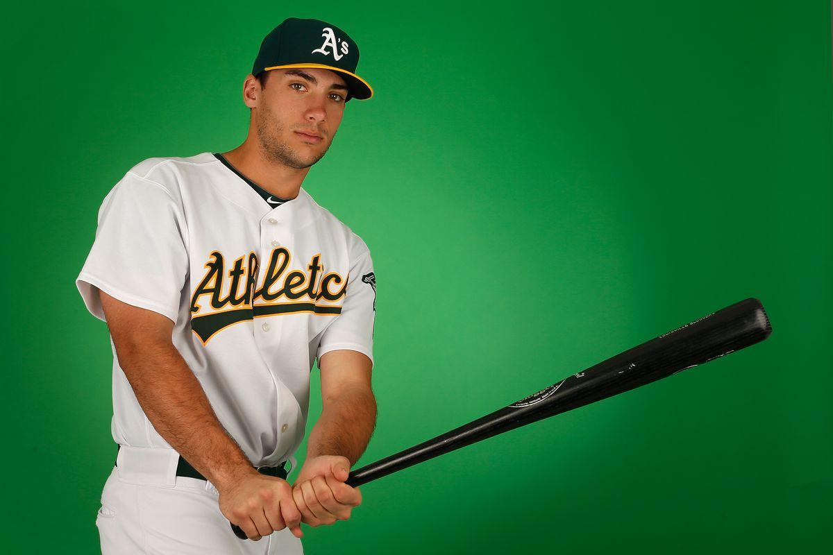 Top prospect Matt Olson