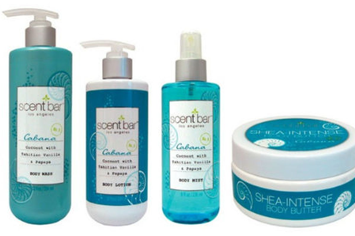 """Photo via <a href=""""http://www.basenotes.net/content/1317-Scent-Bar-launch-range-of-Body-Products-for-Target"""">Basenotes</a>"""