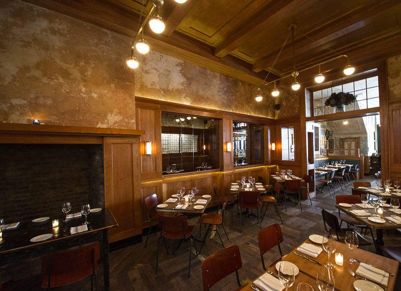 Pagani, Mimo Lusardi's Village Italian Restaurant - Eater NY