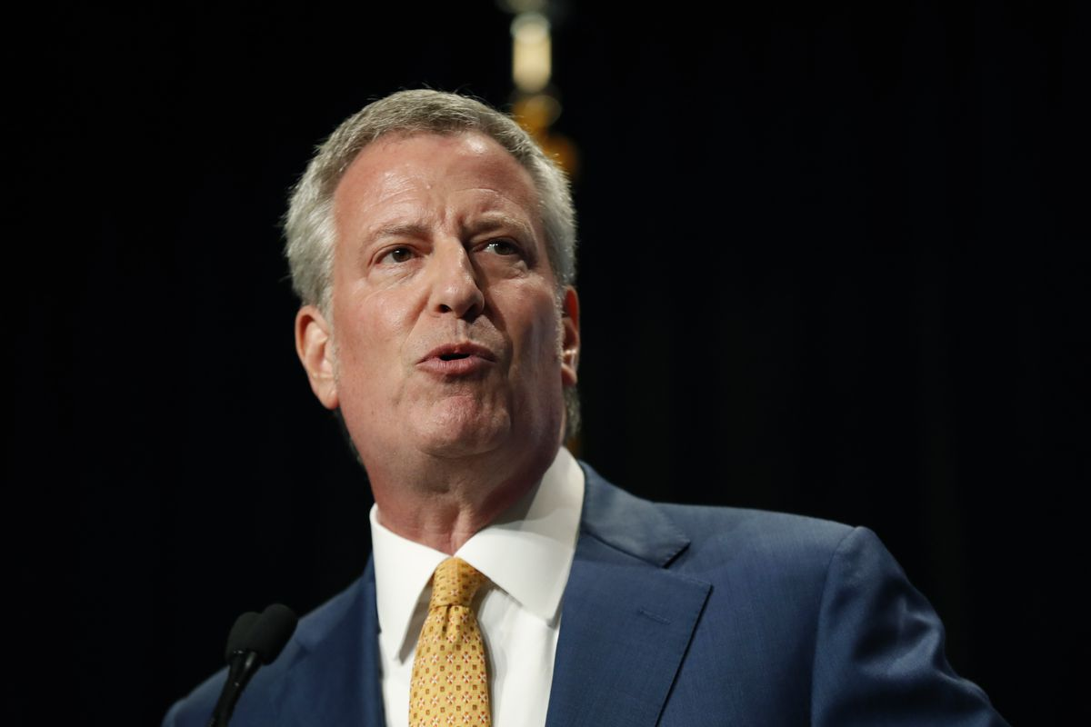 Bill De Blasio and the 'fetishizing' of racial distinctions | Mona Charen