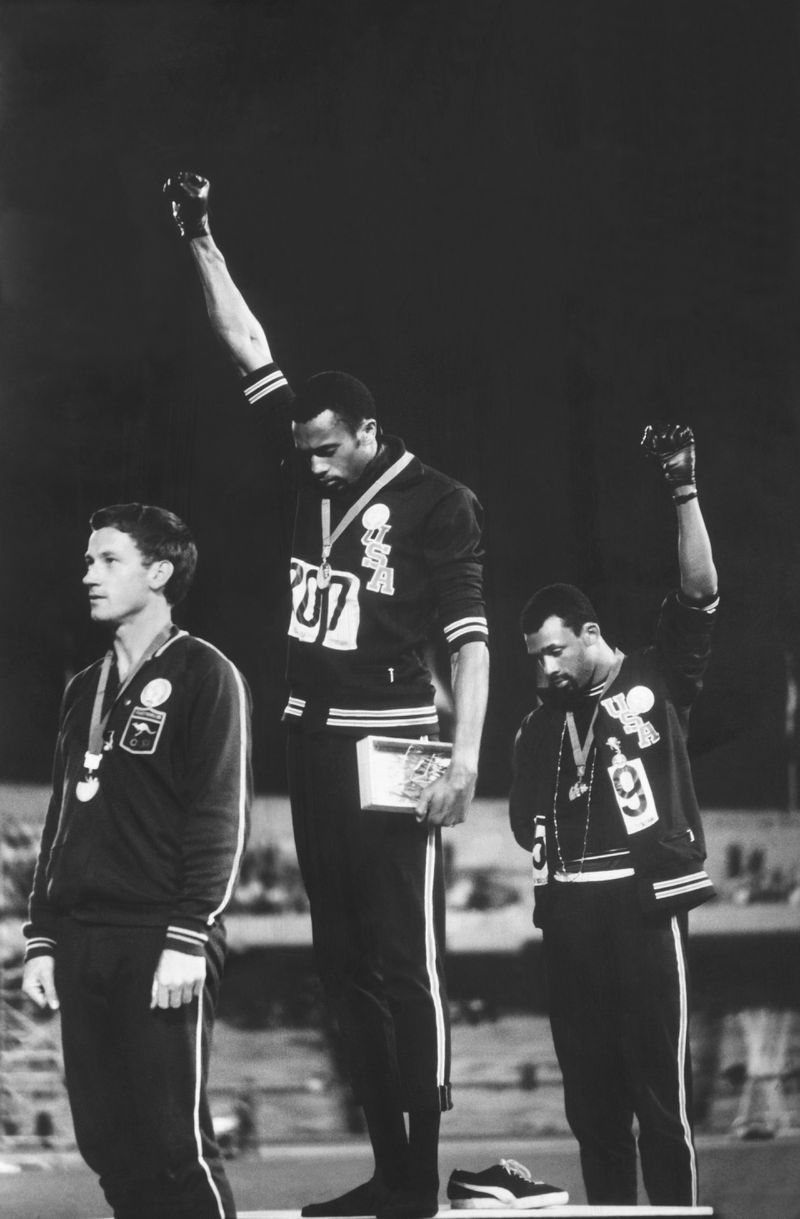 52233716.jpg Why you might not see any athletes protest at this summer's Olympics