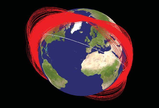 orbital debris 2