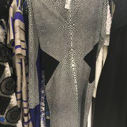 Roberto Cavalli dress, $311.60 (was $1,295)