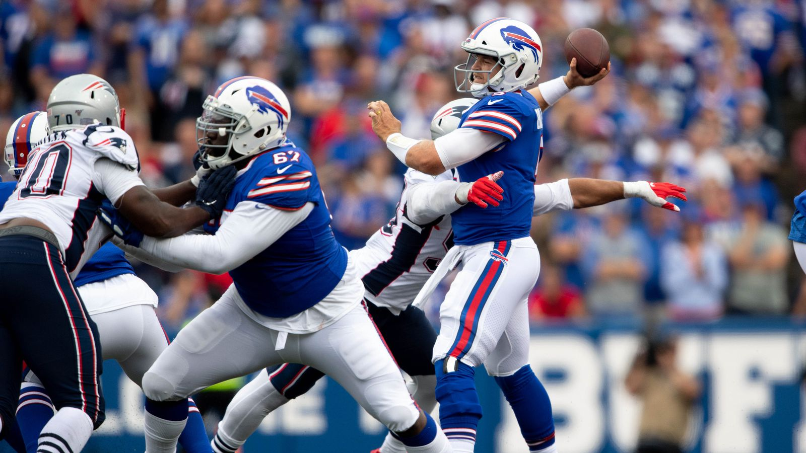 The NFL, flex scheduling, and the Buffalo Bills