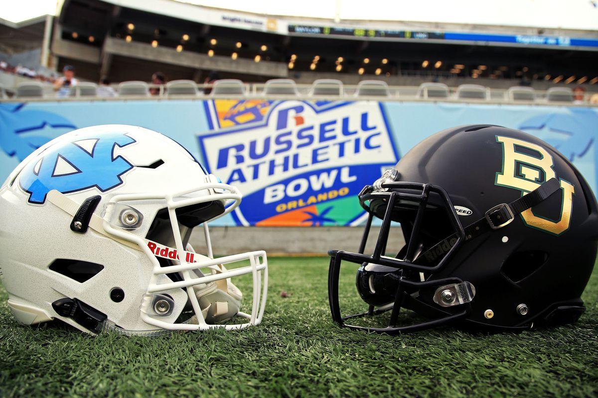 Russell Athletic Bowl - North Carolina v Baylor