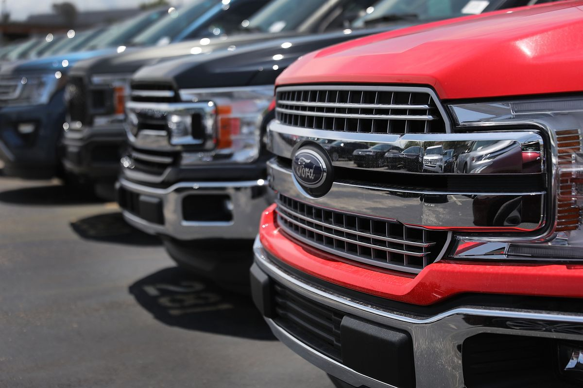 Ford Suspends Production Of Its Popular F-150 After Fire At Supplier