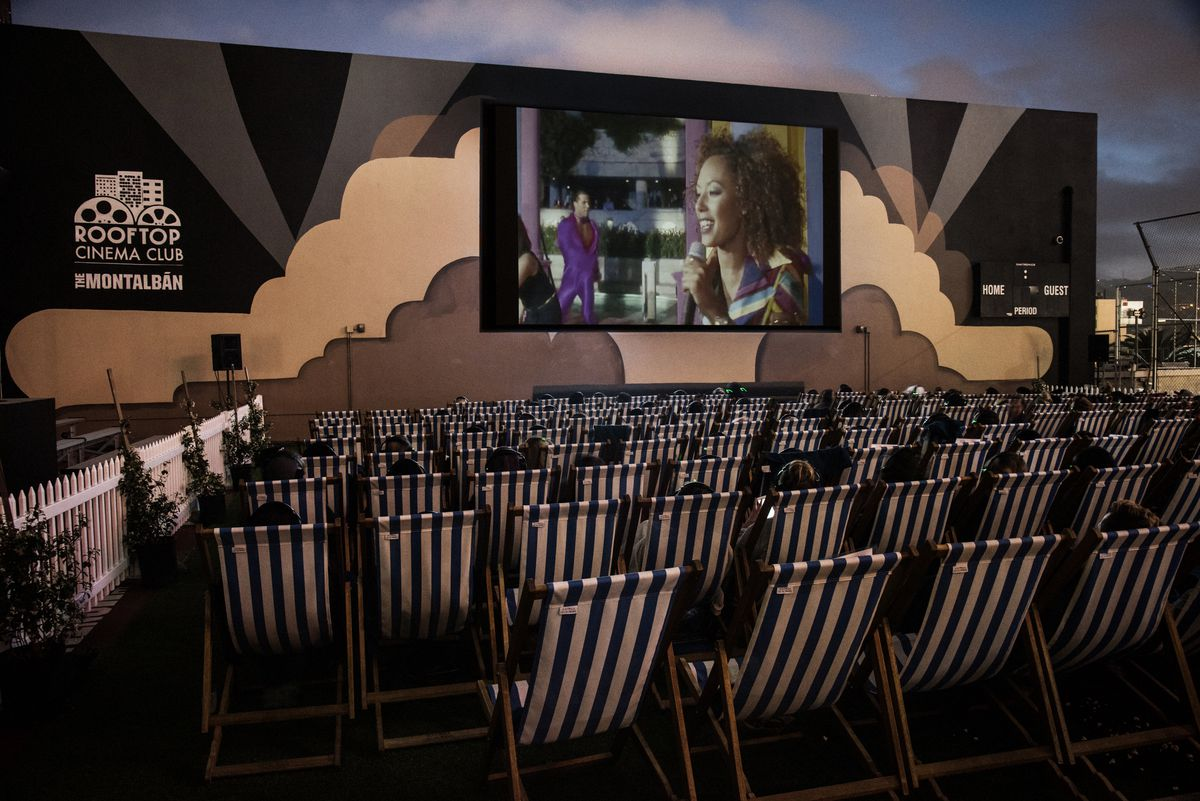 A Guide to LA's Coolest Outdoor Movie Screenings This Summer
