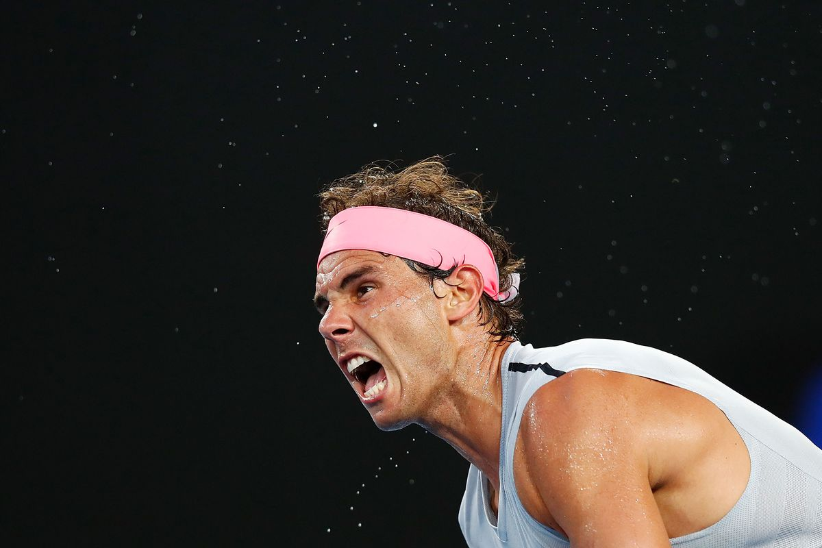 Rafael Nadal brands Australian Open conditions as 'dangerous'
