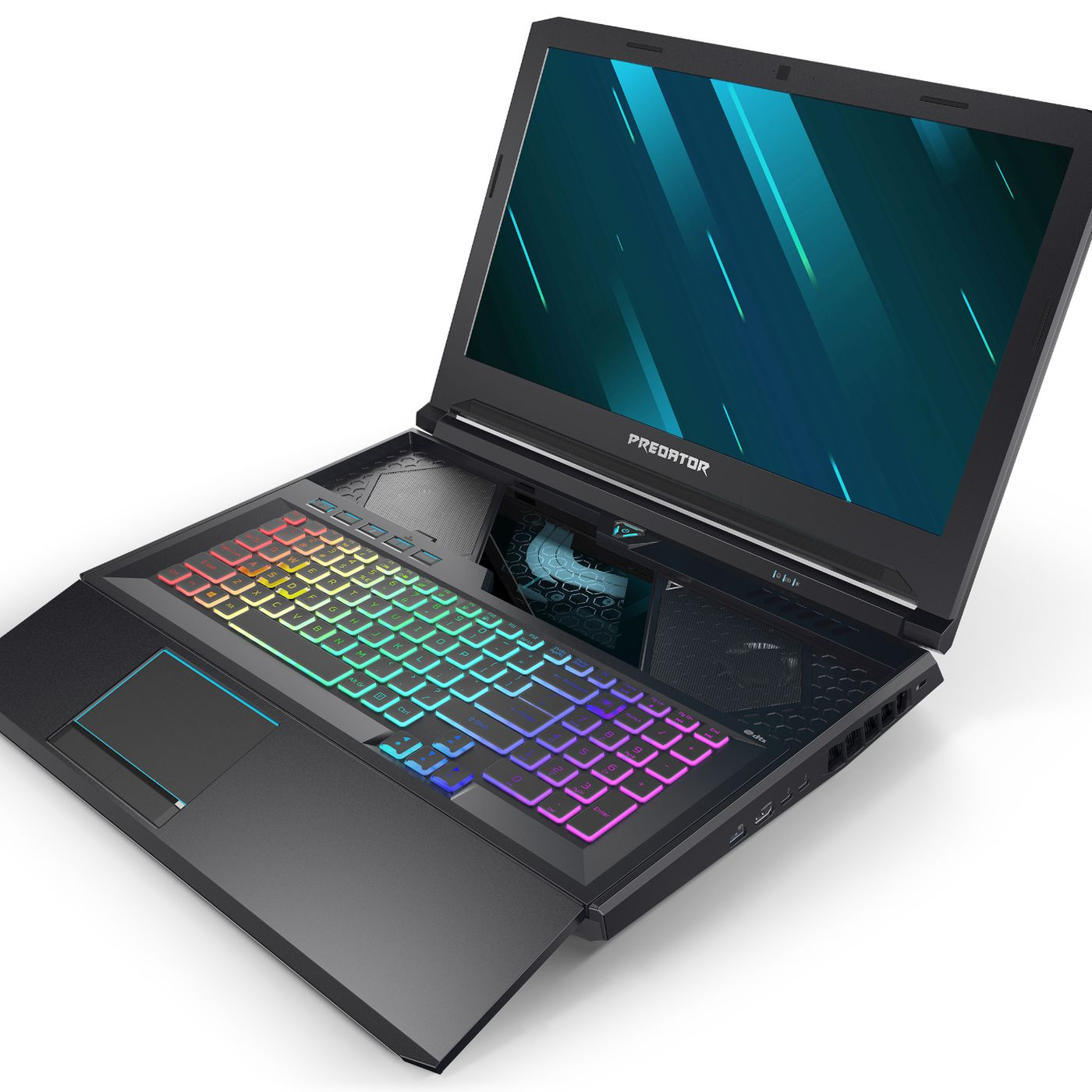 Acer's new Predator gaming laptops feature fast Intel and Nvidia ...