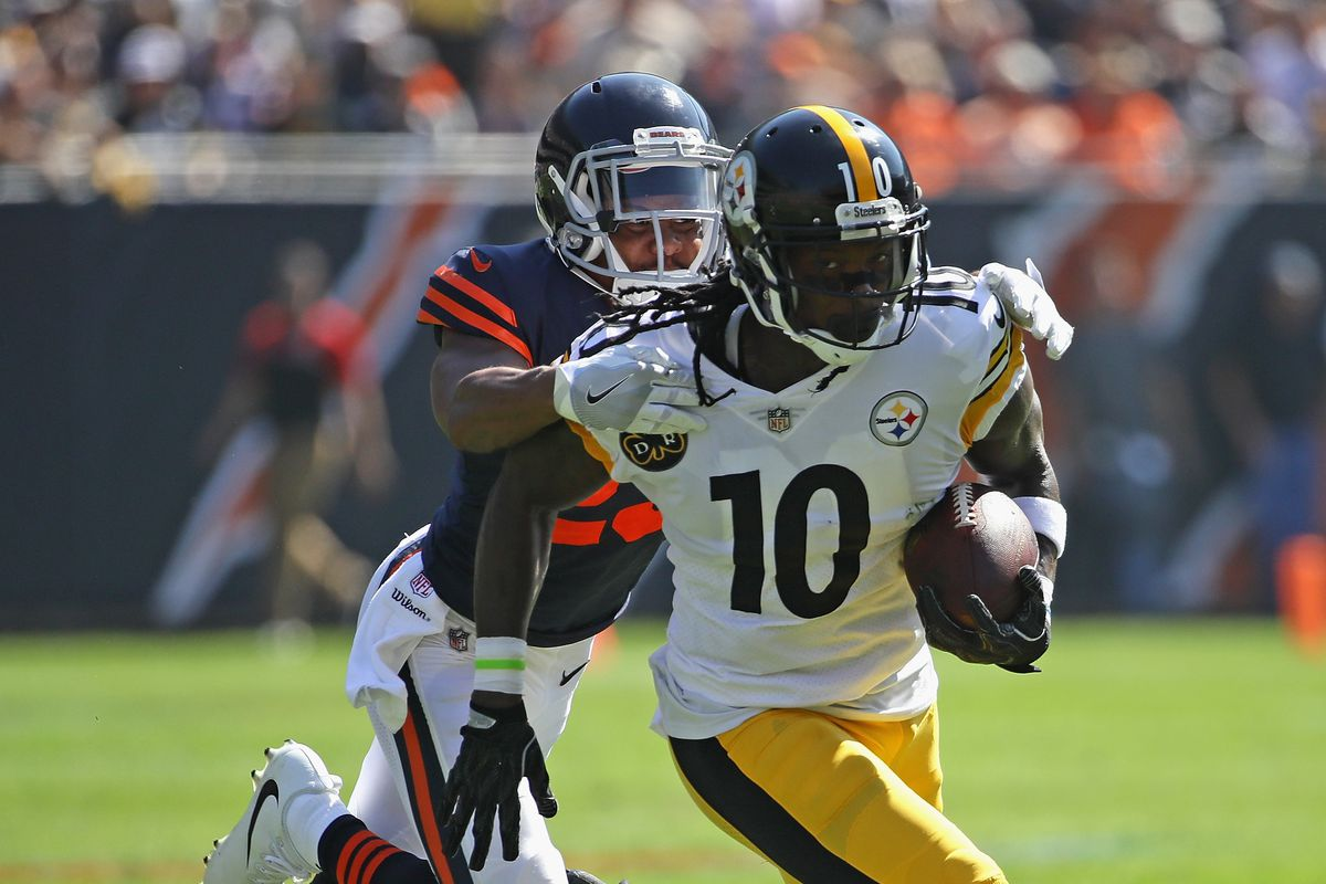 Martavis Bryant wants the Steelers to trade him per report