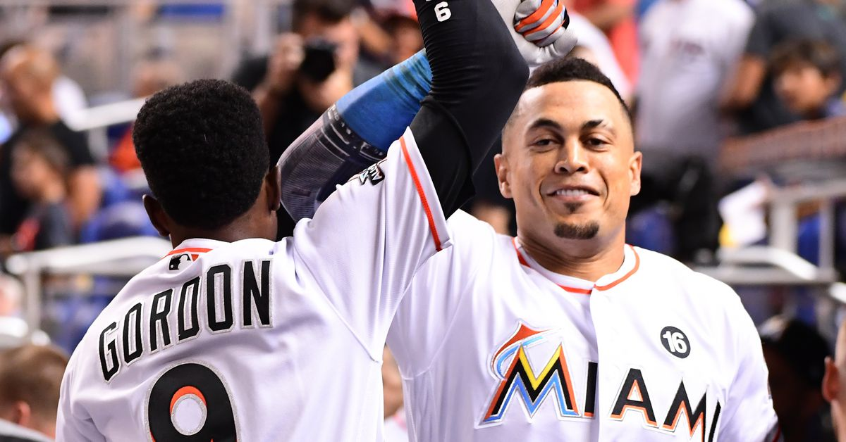 Trading Giancarlo Stanton Isn T The End Of The Marlins