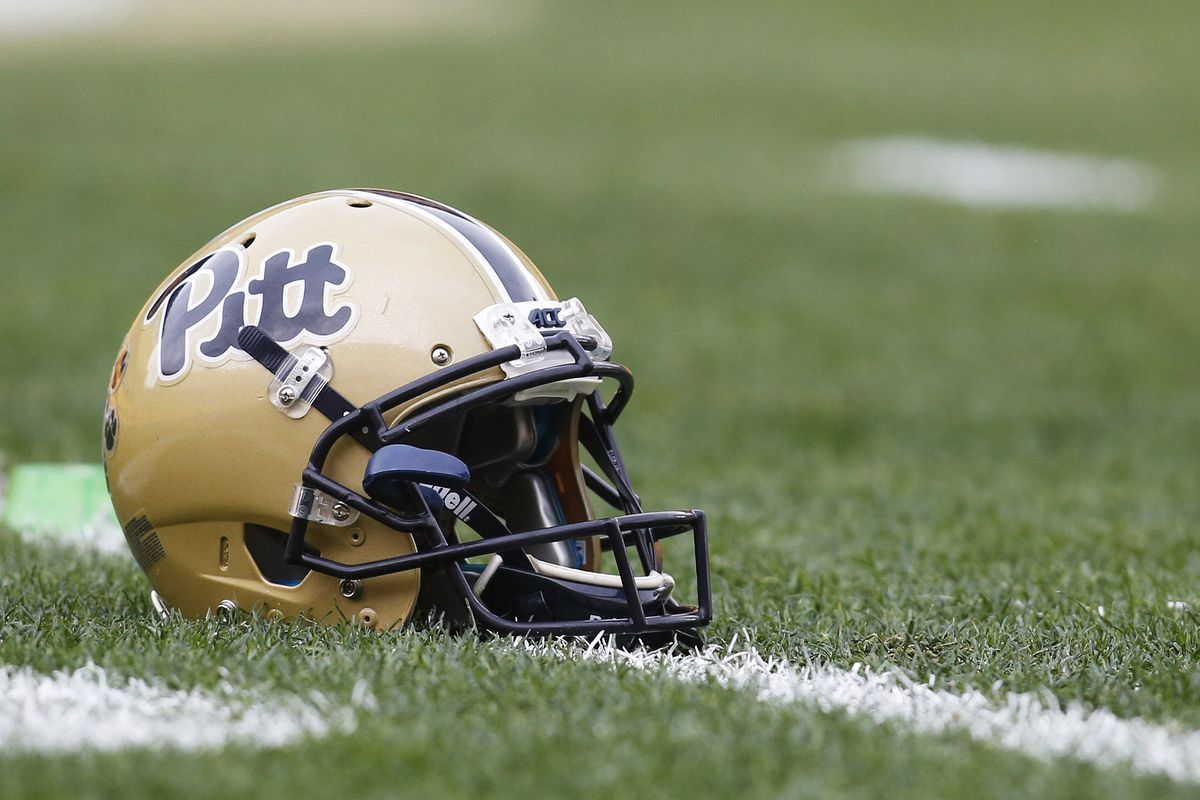 0c4aa00b0 It s Back! Pitt script logo makes return to Panthers athletics after ...