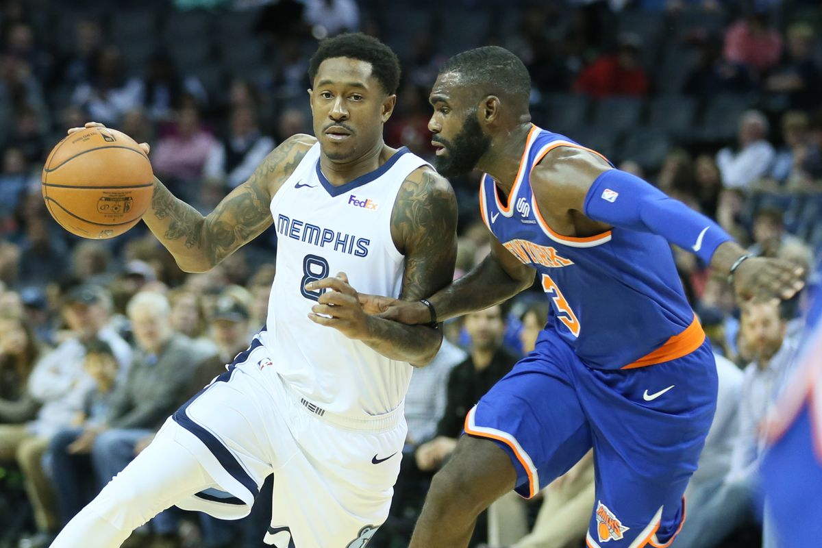 2018-2019 Grizzlies Player Reviews: MarShon Brooks