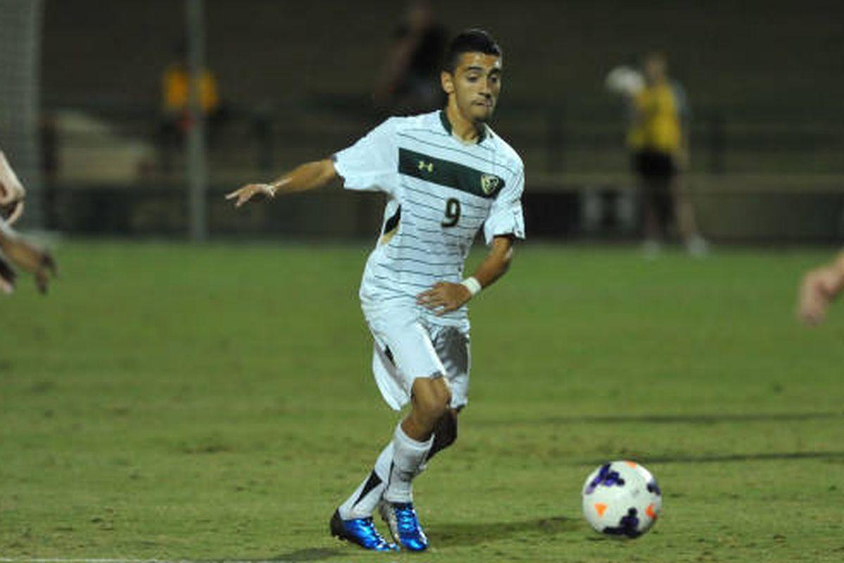 Stiven Salinas' game-winning goal put USF into the AAC Final