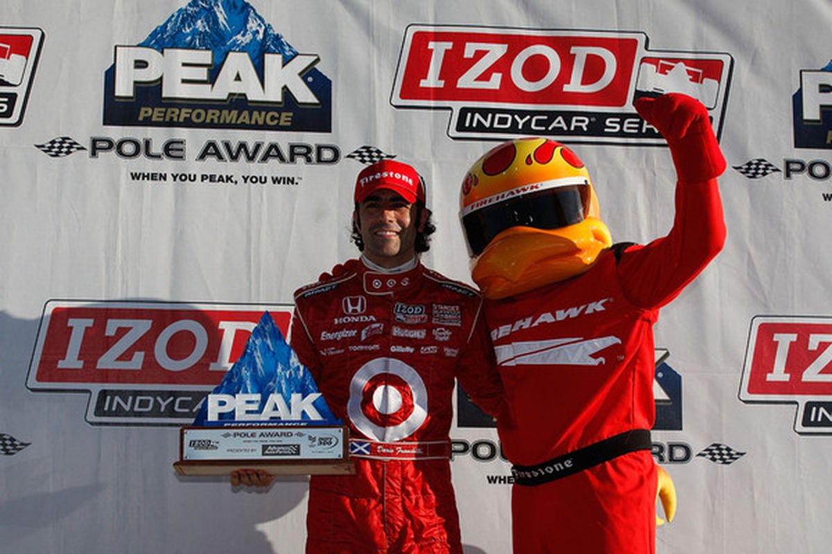 The Firehawk will be back in the IZOD IndyCar Series until 2013, but pressure remains to find a replacement for the Indy Lights series from 2011 on and, potentially, the IZOD series in 2014. (Photo by Chris Graythen/Getty Images)