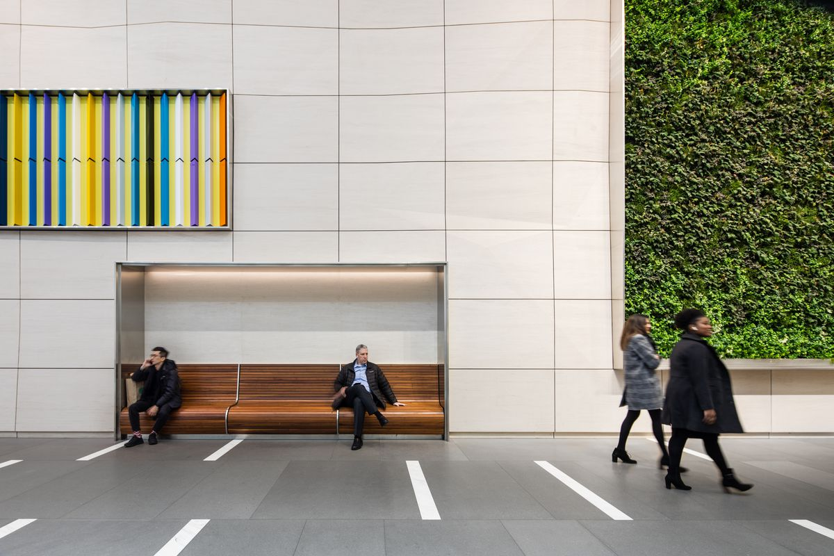 Midtown East Pops Gets Revamped With Cafe Circadian Lighting Curbed Ny