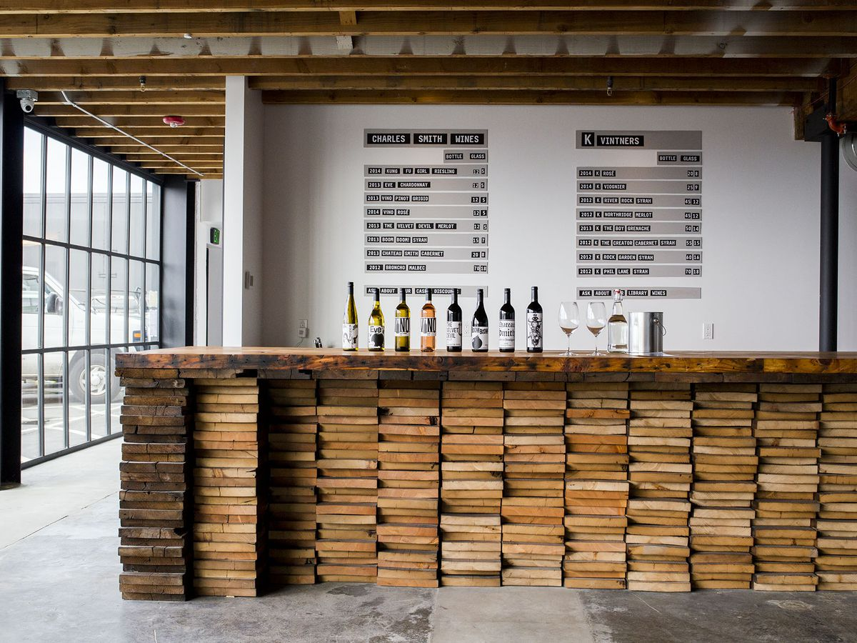 These Urban Wineries Bring Washington\'s Vineyards to Seattle