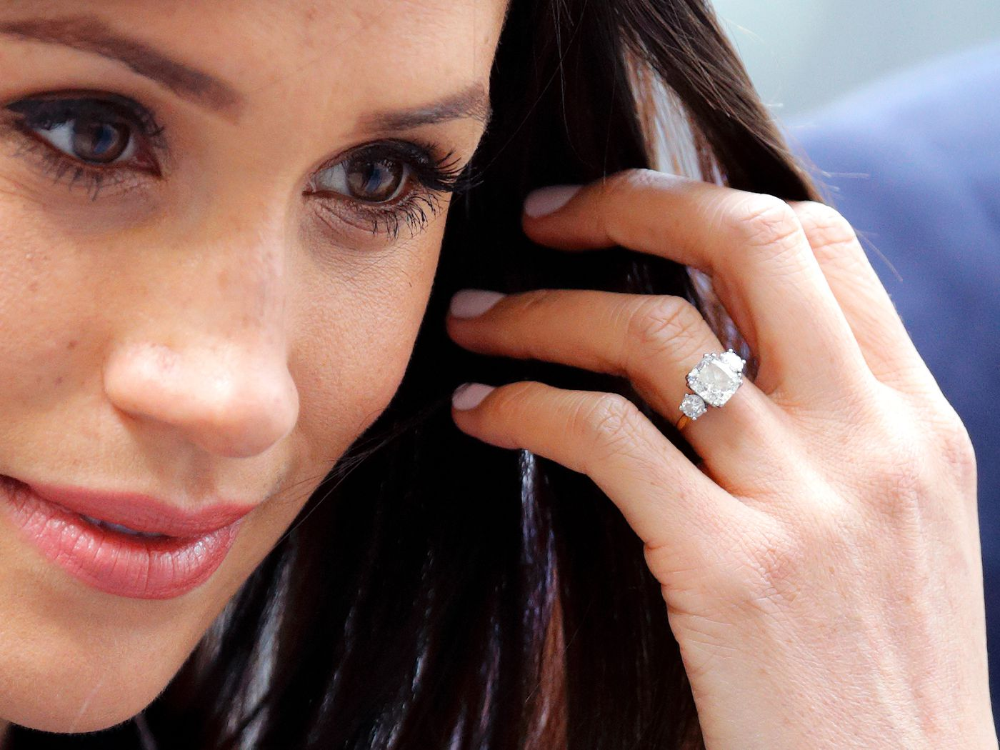 How Meghan Markle Revived Yellow Gold Engagement Rings Vox