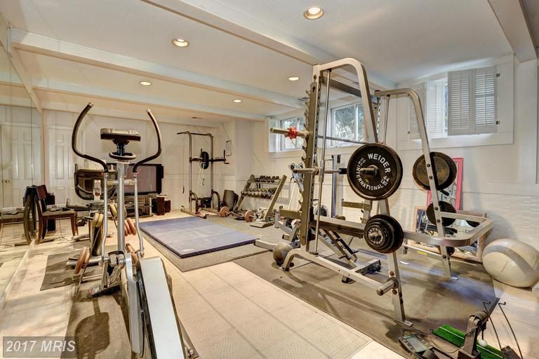 Home gym designs that will make you wanna sweat home fitness room