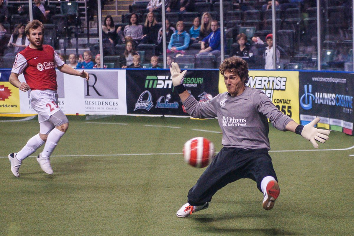 It looks like even Danny Waltman can not save the MISL at this point