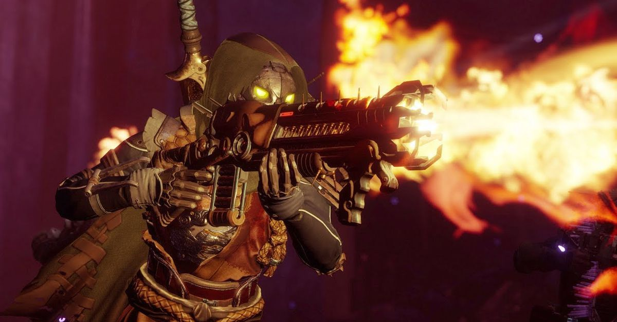 Destiny 2's Lord of Wolves nerf in upcoming patch