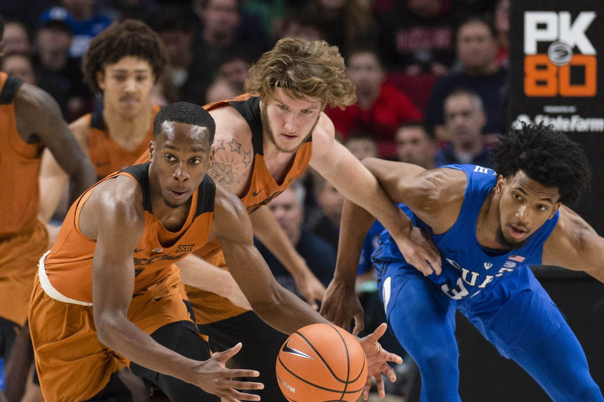 NCAA Basketball: Duke at Texas