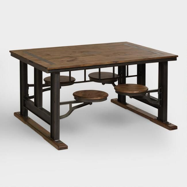 French Market Coffee Table: Best Dining Room Tables Under $1000