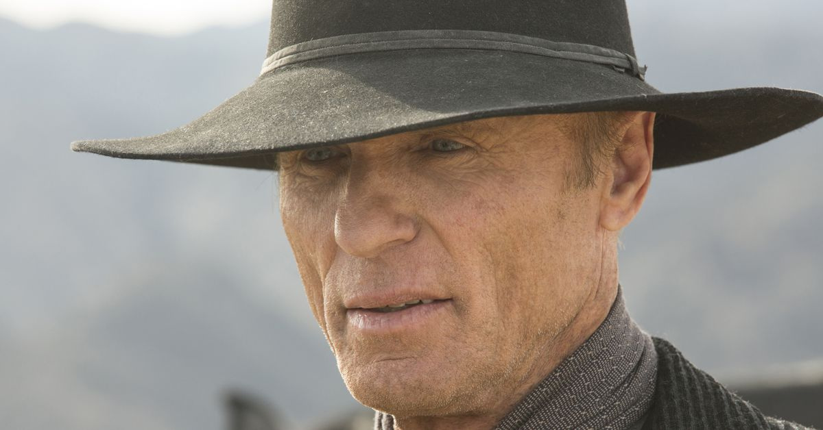 Here's what Westworld looks like if you only watch the Ed Harris scenes