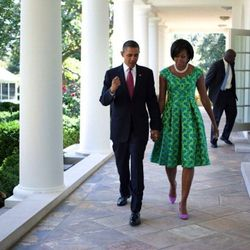 In <b>Barbara Tfank</b> at the White House on September 21, 2010