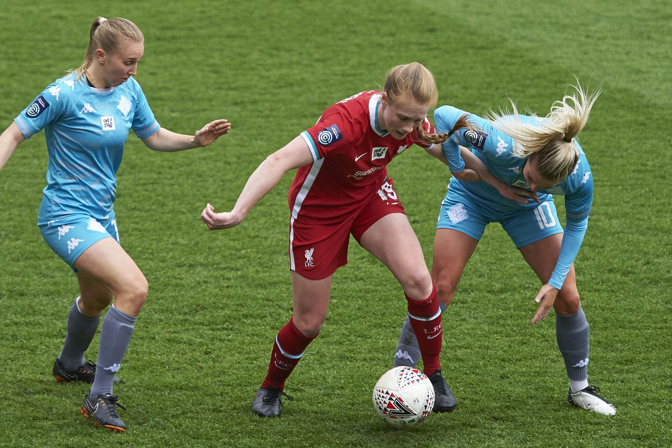 Liverpool Women v London City Lionesses: FA Women's Championship
