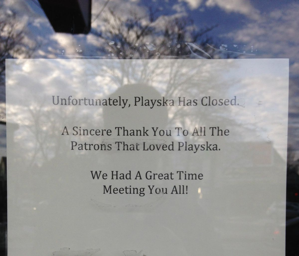Playska closed
