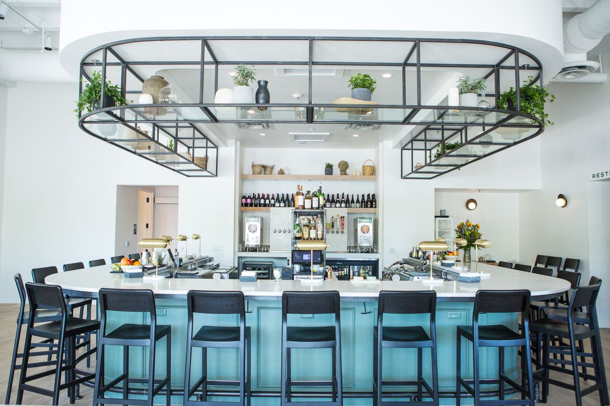 Look Inside Hank\'s, Windsor Park\'s New Bright and Minimal Restaurant ...