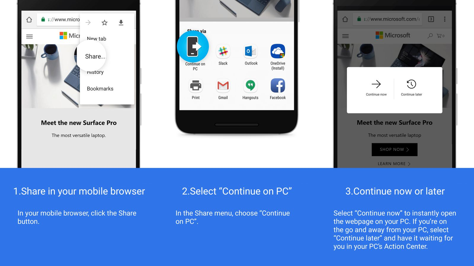Windows 10's latest preview links an Android phone to a PC ...