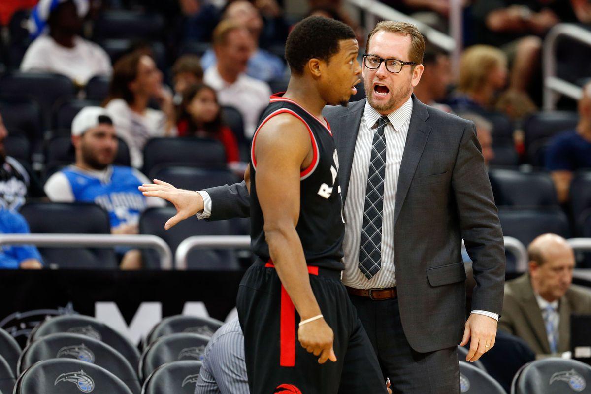 NBA: Toronto Raptors at Orlando Magic