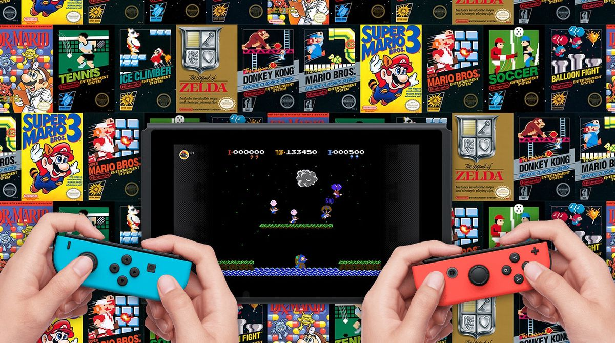 Nintendo Switch Online: release date, price, perks and more