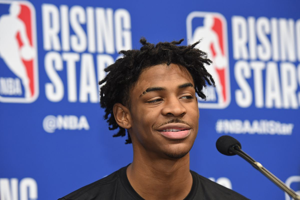 2020 NBA All-Star - Rising Stars Media Availability and Practice