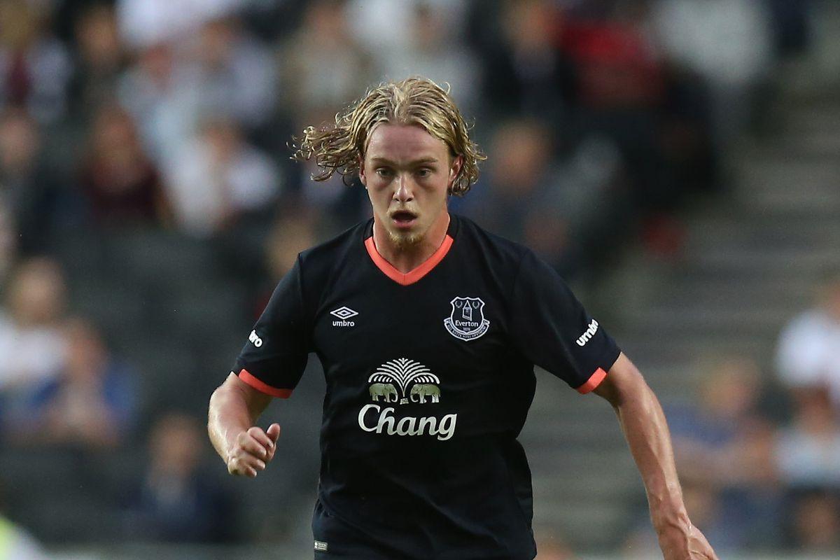 MK Dons v Everton - Pre-Season Friendly