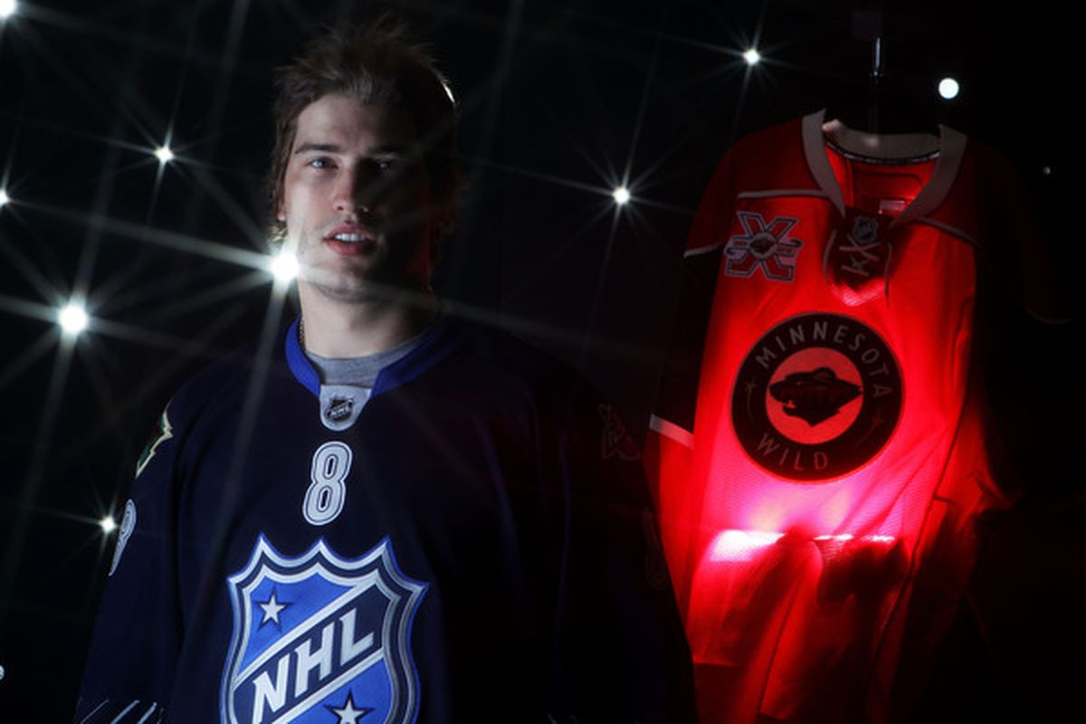 He is an all-star. Is he worth the same as Byfuglien?